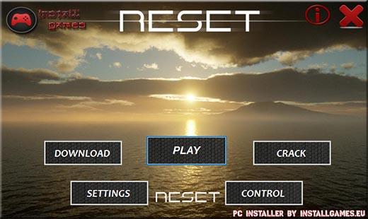 Reset Installer Menu