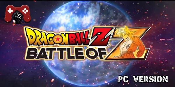 Dragon ball z battle of z pc game free download windows 7