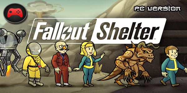 Fallout Shelter PC Full Game Download