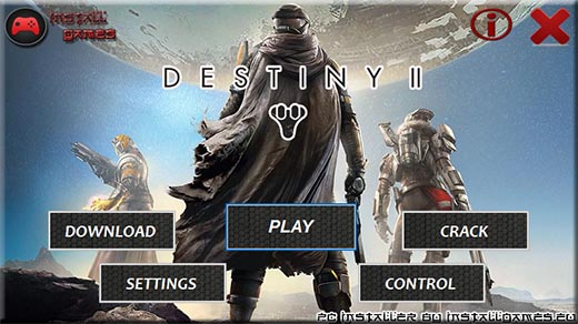 Destiny 2 PC Download Installer