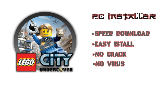 LEGO City Undercover PC Installer Futures