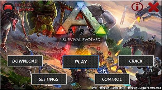 download ark survival evolved crack free