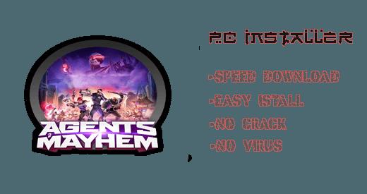 Agents of Mayhem PC Installer Futures