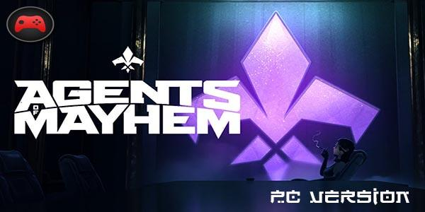 Agents of Mayhem on PC Download