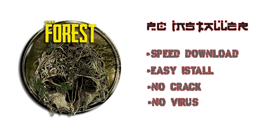 The Forest PC Installer Futures
