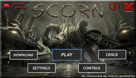 Scorn Menu Download