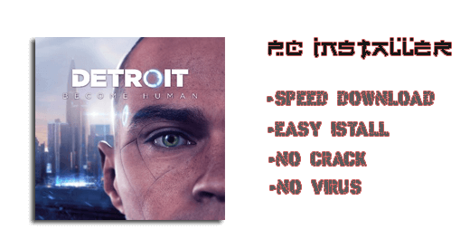 Detroit Become Human PC Menu Futures