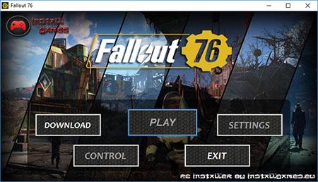 Fallout 76 Menu Installer