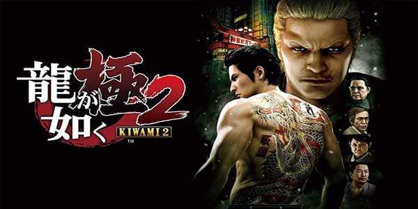 Yakuza Kiwami 2 Download For PC