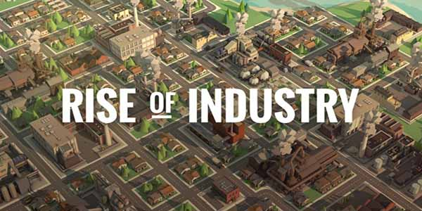 Rise of Industry PC Download