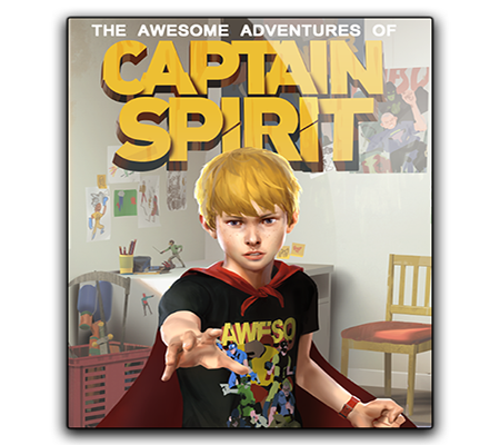 The Awesome Adventures of Captain Spirit Download For PC